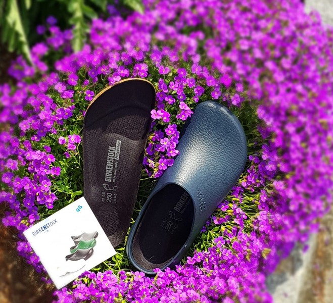 SUPER-Birki, GARTEN-Clogs